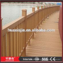 Preço de Fábrica Green Building Material Outdoor Wpc Composite Decking