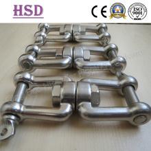 Stainless Steel 316 / 304 Swivel, Jaw-Jaw. Jaw-Eye, Eye-Eye