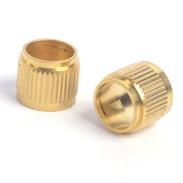 Cojinete de compresión personalizado estampado manga de buje de cobre