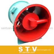 Fire-Control High-Temp Smoke-Discharging Fan (HTF)