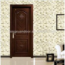 Melhor venda de projetos de portas de madeira com projetos artesanais e florais