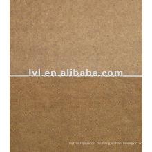 Hartplatte in Bilderrahmen verwendet