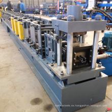 El estante de almacenamiento automático lleno del fabricante de China estaciona el funcionamiento vertical del haz del pilar del estante que forma la línea