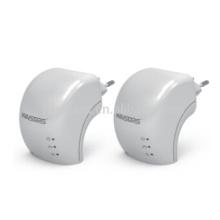 200Mbps home plug AV pass through powerline adapters,HD video streaming powerline adapter