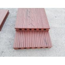 Gemischte Farbe WPC Outdoor Composite Decking