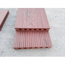 Смешанные цвета WPC напольный составной decking