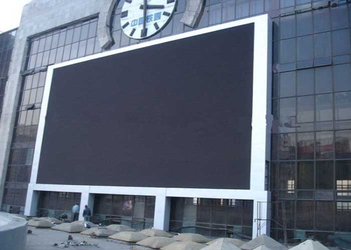 High Brightness Outdoor LED Display