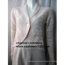 Cashmere Round camisola de Jac Ty0914