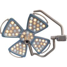 Einzelner Lampenkopf mit Kamerasystem