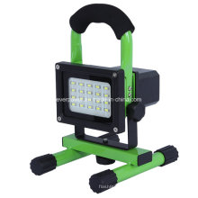 Inalámbrico portátil recargable 8W luz de trabajo LED (F10E)