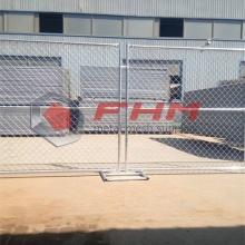 Galvanized Chain Link Fencing Temporary Fence for Protection