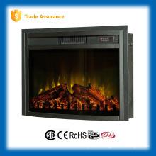 """VENTE 26 """"insert classique cheminée à bois électrique"""