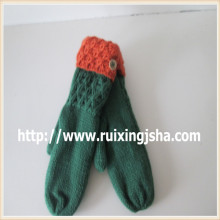 Wholesale Winter Hand Knitted Gloves