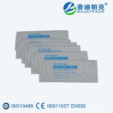Тепловой стерилизации запечатывания плоский вьюрок/упаковка мешок производителя