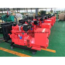25kVA a 1500kVA CUMMINS tipo silencioso generador diesel conjunto