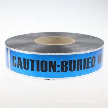Aluminum Foil Underground Detctectable Tape