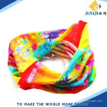 Seamless Style Bandanna Headwear Scarf Wrap