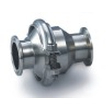 2-Way Stainless Steel Sanitary Check Valves/High Pressure