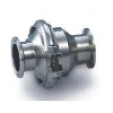 2-way inox sanitária verificar válvulas/alta pressão