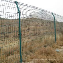 Protección aislada malla de alambre soldado