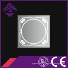Jnh261 baño de diseño espejo de cristal de belleza LED con patrones hermosos