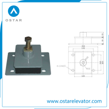 Bottom Price Elevator Shock Absorber / Anti-Vibration Pad (OS14-01 / 02)