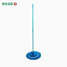 Trapeador industrial de microfibra para limpieza en húmedo y en seco