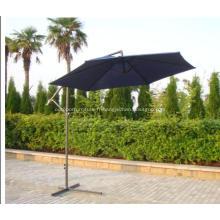6ribs extérieure banane parapluie Cantilever Desingn