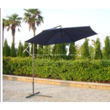 Outdoor 6ribs Banana Umbrella Cantilever Desingn