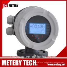 Elektromagnetischer Durchflussmesser Konverter mit GPRS GSM Funktion MT80C