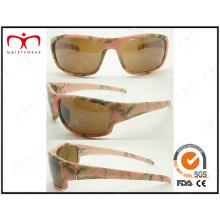 Brilhantes e frescos coloridos senhoras óculos de sol esportivos (wsp506203)