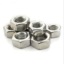 High Strength Stainless Steel Hex Nut, Nylon Lock Nut (ATC-302)