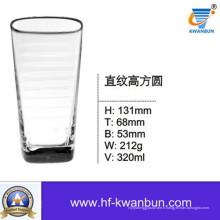 Vaisselle en verre de cocktail de haute qualité Kb-Hn0361