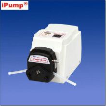 low flowrate pump for viscous fluids