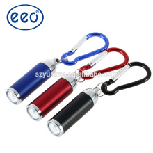 Keychain flashlight for low price led keychain flashlight