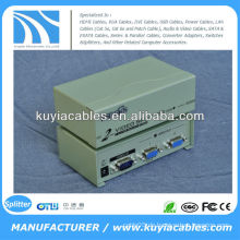2port VGA Video Splitter Box
