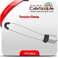 Abrazadera de anclaje de abrazadera de tensión de cable de fibra óptica Csp-07 ADSS de alta calidad