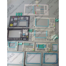 AWS-8259TP-RAE Membrane keyboard for Advantech