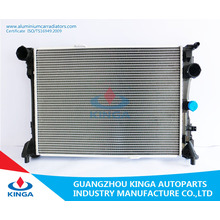 Customized Car radiator for Benz Glk/11 Mt Radiator Repalcement Direct Fit