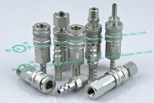 LSQ-310 Pneumatic Coupling (Steel)