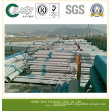 Standard Seamless Stainless Steel Pipe 316 Grade