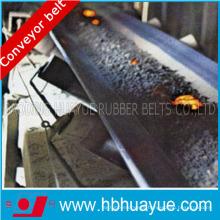 Metallurgical Industry Used Flame Resistant Rubber Conveyor Belt