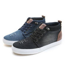 2017 Canvas Men Shoes Casual Fashion Jeans Sport Footwear