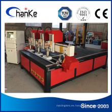 4 Axis CNC Máquina Madera / Muebles MDF con Rotary