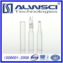 150мл вставьте пузырек трубчатый бутылка с силиконовый вкладыш PTFE