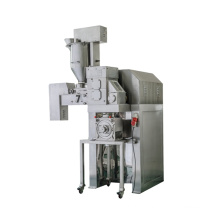 stainless steel double roller powder compactor dry granulator