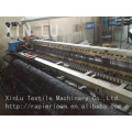 automatic rapier loom net weaving machine with tuck in motion