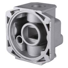 Aluminium-Gas-Ventil-Box