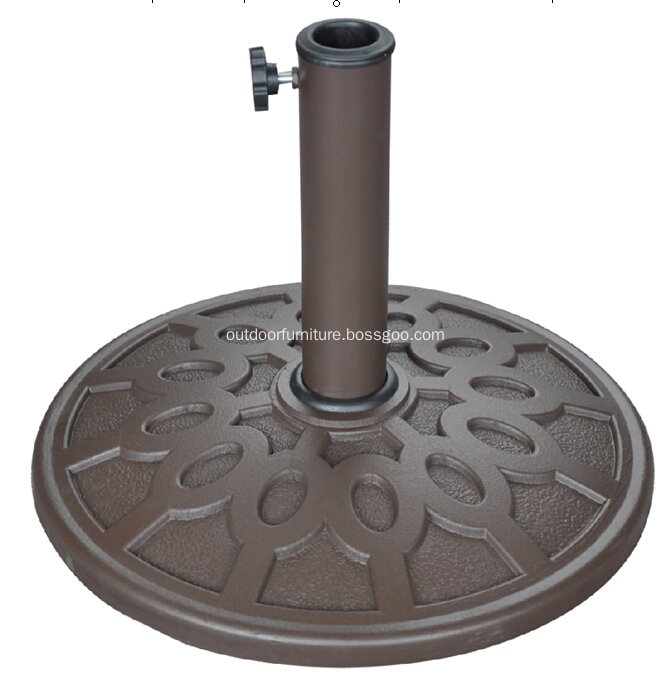 DL-051-8Cheap Typic Patio Round 8KGS Umbrella Base