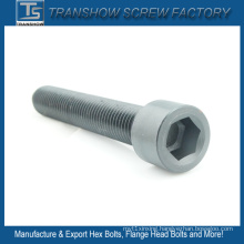 Forged Alloy Stee Grade 12.9 Hex Socket Cap Bolt